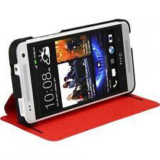 FUNDA LIBRO CON TAPA (DOUBLE DIP FLIP) HTC ORIGINAL HC V851 PARA ONE MINI M4