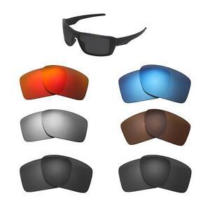 Walleva Lentes de Repuesto Para Oakley Doble Borde Gafas Sol - Múltiple Opciones