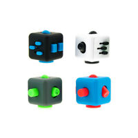 Fidget Finger Cube for Nerves Relaxation ADHD Stress Relief Fun Office Work