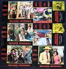 Fotobusta Wilde Ballade Barbara Stanwyck Gary Cooper Ruth Roman Quinn R142