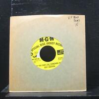 "Roy Orbison - Crawling Back 7"" VG+ K13410 Vinyl 45 Mono Promo 1965 MGM"