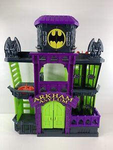 Fisher Price Batman Arkham Asylum Jail Playset DC Super Friends Imaginext