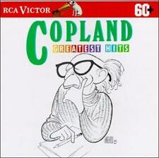 AARON COPLAND: GREATEST HITS NEW CD
