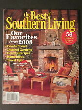 The Best of SOUTHERN LIVING  2008