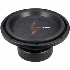 "PRECISION POWER Phantom Series 15"" Subwoofer 900 Watts RMS Competition Sound"