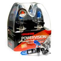 2 X H1 Poires P14.5s Lampe Halogène Ampoules 6000K 55W Optiques Xenon 12V