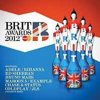 The Brit Awards - (2012) Someone Like You, Grenade Brand New Music Audio CD Name