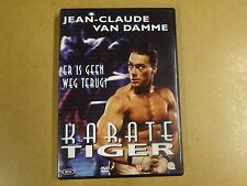 DVD / KARATE TIGER ( JEAN-CLAUDE VAN DAMME )