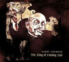 BARRY ADAMSON the king of nothing hill (CD, album) modern classical, future jazz