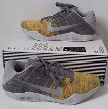 Nike Kobe 11 XI Elite Low Master of Innovation Mens Shoes 822675-037 Size 9 NEW
