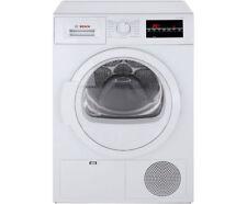 Bosch Kondenstrockner mit Trocknungskapazität 8kg Shampoos