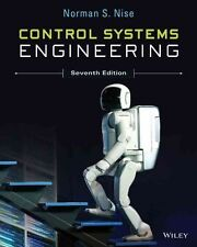 Control Systems Engineering, Nise, Norman S., Good, Hardcover