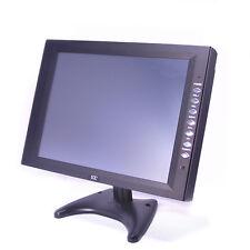 "30cm 12"" LCD TFT Touchscreen Monitor Touch VGA Cinch"