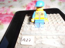 LEGO  VINTAGE   MINIFIG  MINIFIGURE  OMINO   7739  COAST  GUARD  CITY
