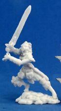 REAPER MINIATURES BONES - 77062 Deenah, Female Barbarian