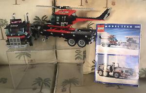 *FREE Shipping* LEGO Model Team 5590 Whirl N Wheel Super Truck 99% w/Instruction