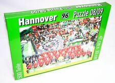 Hannover 96 Mannschaft Stadion Bundesliga Puzzle Spiel 500 Teilig Fußball Neu