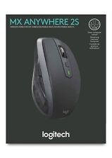 Logitech MX Anywhere 2S Souris sans fil/Souris Bluetooth  Mac et Windows Graphit