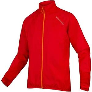 Endura Xtract Jacket Red Small E9071RD/3 RRP£55 NEW