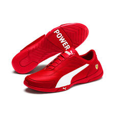 PUMA Scuderia Ferrari Kart Cat III Men's Shoes Red Size 8-13