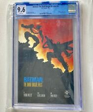 Batman The Dark Knight Issue 4 CGC 9.6 Comic