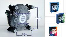 Intel i3-7100 i3-7300 Heatsink Cooler Fan for PC Desktop Socket LGA1151 - New