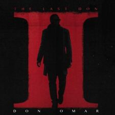 DON OMAR - LAST DON II (CD) Sealed