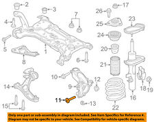 FORD OEM 12-18 Focus Front Suspension-Knuckle Lower Bolt W715491S442
