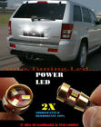 COPPIA LUCI TARGA JEEP GRAND CHEROKEE 05-10 T10 SMD BIANCO 27 LED SUPER QUALITA-