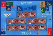2000 FRANCE BLOC  N°31A** JO  SYDNEY / OLYMPIC GAMES STAMPS SHEET SC 2784b