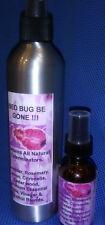 8 oz Plus 1 oz Travel Sz Bed Bug BE GONE Spray w 6 Essential Oils