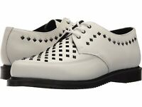 Dr. Martens  Willis Stud Creeper In White US Mens 11 - Women's 12  New In Box