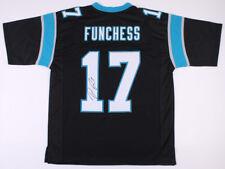 Devin Funchess Signed Panthers Jersey (JSA COA)Carolina Wide Receiver / Michigan