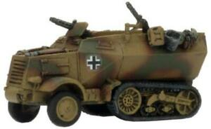 Battlefront FoW WWII German 15mm U304 (f) Halftrack Pack New