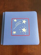 Creative Memories 7x7 You're a Star Album 12 Blue Pages new out of package coach