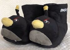 ANGRY BIRDS Childrens Novelty Slippers Gift SIZE UK 13 Kids BNWT