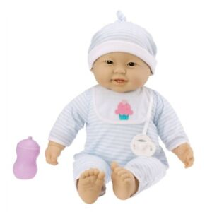 """JC Toys Lovable 20"""" Asian Baby Designed by Berenguer"""