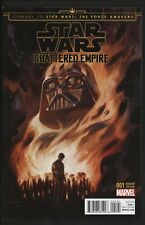 Star Wars Shattered Empire 1 Disposable Heroes Variant Marvel Comics NM-M