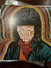 STRONG ARM STEADY IN SEARCH OF STONEY JACKSON 2 LP MADLIB OG '10 STONES THROW