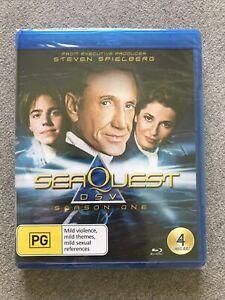 Blu Ray Disc - SEAQUEST DSV SEASON ONE 1 - Brand New and Sealed