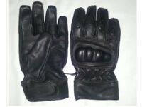Real Leather Full finger motorbike motorcycle summer/winter sports gloves