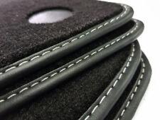 Fußmatten für Mercedes-Benz CL W215 1999-2006 Original Qualität Velours Matten