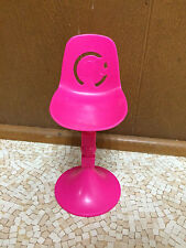 Barbie Doll 2-Story Beach House Kitchen Bar Stool Beauty Hair Salon Parlor Chair
