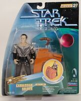 1997 Playmates Star Trek Warp Factor Series 2 Cardassian Soldier Action Figure