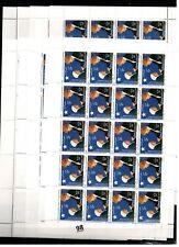 // SOMALIA - MNH - PRINCESS DIANA - MOTHER TERESA - 200 STAMPS - 10 SHEETS -1997
