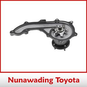 Genuine Toyota Engine Water Pump Assembly for Coaster Hiace Land Cruiser Prado