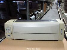 Lexmark 2481 2481-100 USB Dot Matrix High-speed forms Impact Printer LPT 2400