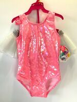 NEW! GIRLS BMAGICAL 2 PIECE UV PROTECTION SWIM SUIT! Size 4T Pink