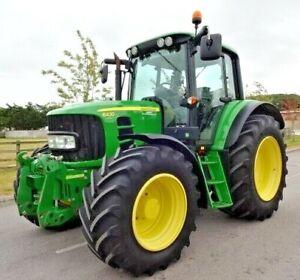 John Deere 6230 6330 6430 6530 6534 6630 Premium Tractor Service Repair Manual.