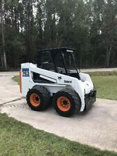 Bobcat 763 good condition after maintenance